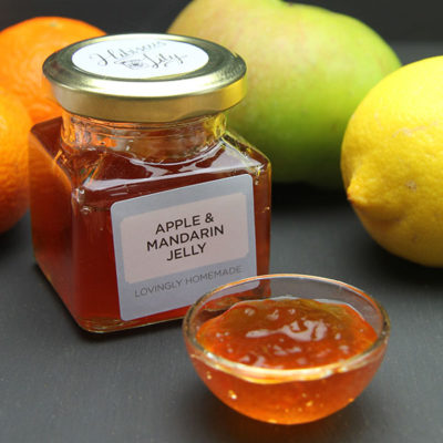 Apple Mandarin Jelly